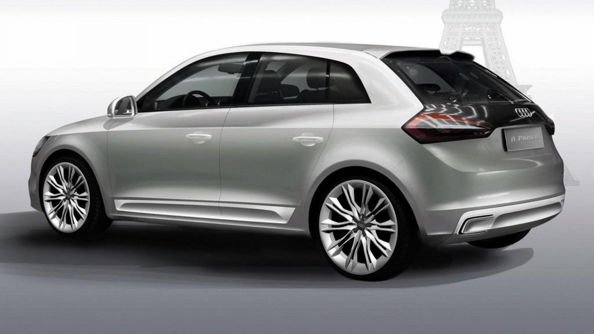 Nuova Audi A1 2018 Dimensioni Interni Motori Tempi Di