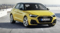 Nuova Audi A1 Sportback, le foto e le informazioni ufficiali - Immagine: 1