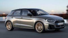 Nuova Audi A1 Sportback, le foto e le informazioni ufficiali - Immagine: 7