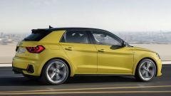 Nuova Audi A1 Sportback, le foto e le informazioni ufficiali - Immagine: 13