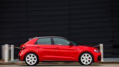 Nuova Audi A1 Sportback: la prova della compatta sportiva - Immagine: 7
