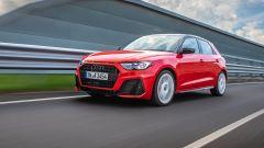 Nuova Audi A1 Sportback: la prova della compatta sportiva - Immagine: 1