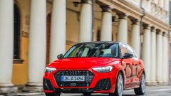 Nuova Audi A1 Sportback: la prova della compatta sportiva - Immagine: 10