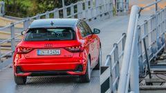 Nuova Audi A1 Sportback: la prova della compatta sportiva - Immagine: 11