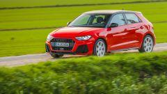 Nuova Audi A1 Sportback: la prova della compatta sportiva - Immagine: 2