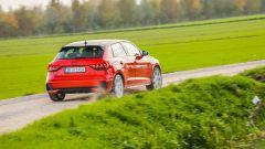 Nuova Audi A1 Sportback: la prova della compatta sportiva - Immagine: 12