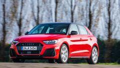 Nuova Audi A1 Sportback: la prova della compatta sportiva - Immagine: 13