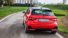 Nuova Audi A1 Sportback: la prova della compatta sportiva - Immagine: 14