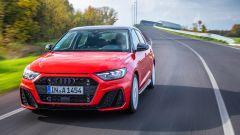 Nuova Audi A1 Sportback: la prova della compatta sportiva - Immagine: 15