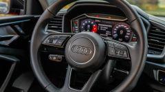 Nuova Audi A1 Sportback: la prova della compatta sportiva - Immagine: 16
