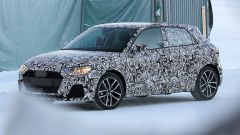 Nuova Audi A1 2018, le foto spia