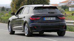 Nuova Audi A1 2018, le foto senza veli - Immagine: 5
