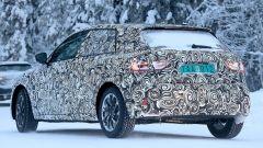 Nuova  Audi A1 2018: vista 3/4 poateriore