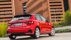 Nuova Audi A1: la baby dei Fab-Four - Immagine: 3