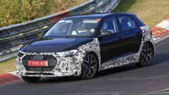 Audi, spiato un mini-crossover. A1 Allroad? Audi Q1? - Immagine: 2