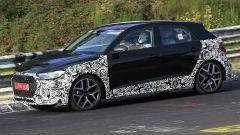 Audi, spiato un mini-crossover. A1 Allroad? Audi Q1? - Immagine: 3