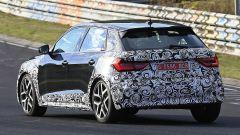 Audi, spiato un mini-crossover. A1 Allroad? Audi Q1? - Immagine: 6