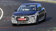 Audi, spiato un mini-crossover. A1 Allroad? Audi Q1? - Immagine: 8
