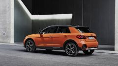 Nuova Audi A1 citycarver: 3/4 posteriore