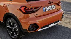 Nuova Audi A1 citycarver: dettaglio posteriore