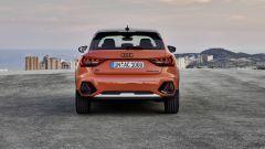 Nuova Audi A1 citycarver: posteriore