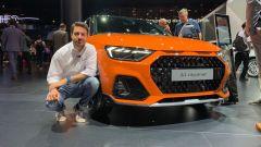 Audi A1 Citycarver, in video dal Salone di Francoforte 2019 - Immagine: 1