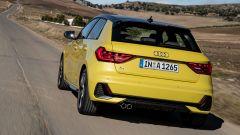 Audi A1 Sportback: arrivano nuovi motori - Immagine: 6