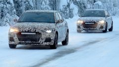 Nuova Audi A1: le foto spia