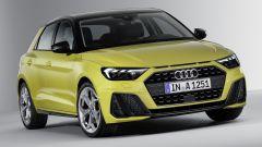 Nuova Audi A1 Sportback, via agli ordini. Il listino prezzi - Immagine: 4