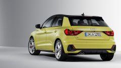Nuova Audi A1 Sportback, via agli ordini. Il listino prezzi - Immagine: 5