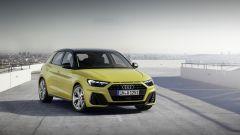 Nuova Audi A1 Sportback, via agli ordini. Il listino prezzi - Immagine: 7
