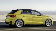 Nuova Audi A1 Sportback, via agli ordini. Il listino prezzi - Immagine: 8
