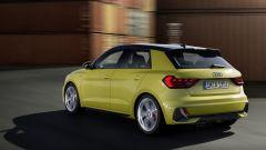 Nuova Audi A1 Sportback, via agli ordini. Il listino prezzi - Immagine: 10