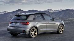 Nuova Audi A1 Sportback, via agli ordini. Il listino prezzi - Immagine: 14