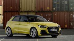 Nuova Audi A1 Sportback, via agli ordini. Il listino prezzi - Immagine: 15