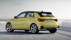 Nuova Audi A1 Sportback, via agli ordini. Il listino prezzi - Immagine: 17
