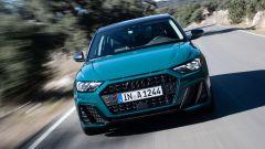 Audi A1 Sportback 25 TFSI, il 3 cilindri è amico dei consumi - Immagine: 2