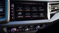 Audi A1 Sportback 25 TFSI, il 3 cilindri è amico dei consumi - Immagine: 3