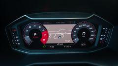 Audi A1 Sportback 25 TFSI, il 3 cilindri è amico dei consumi - Immagine: 7