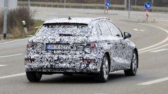 Nuova Audi A3, altre foto spia. Solo Sportback, ma anche S3 - Immagine: 11