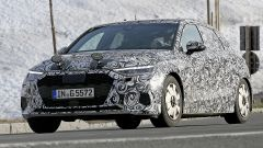 Nuova Audi A3, altre foto spia. Solo Sportback, ma anche S3 - Immagine: 3