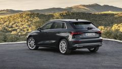 Nuova Audi A3, ecco il 3 cilindri 1.0 TFSI. Tutte le versioni - Immagine: 4