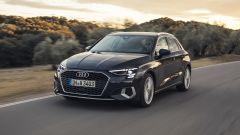 Nuova Audi A3, ecco il 3 cilindri 1.0 TFSI. Tutte le versioni - Immagine: 12