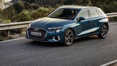 Nuova Audi A3, ecco il 3 cilindri 1.0 TFSI. Tutte le versioni - Immagine: 2