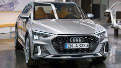Nuova Audi A3 Cityhopper: la nuova A3 sarà un crossover? - Immagine: 1