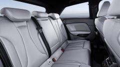 Nuova Audi A3: i sedili posteriori