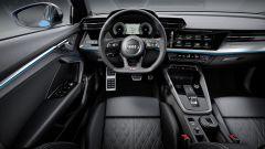 Audi A3 Sportback 45 TFSI e, la A3 plug-in si fa cattiva - Immagine: 4