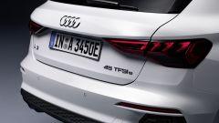Audi A3 Sportback 45 TFSI e, la A3 plug-in si fa cattiva - Immagine: 3