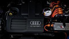 Nuova Audi A3 in versione e-tron: il motore