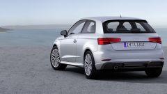 Nuova Audi A3: la coda